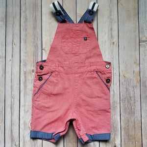 Ted Baker cute overalls size 9-12 months